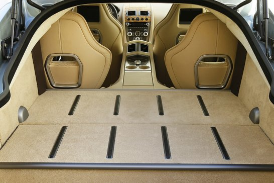 Driven: Aston Martin Rapide