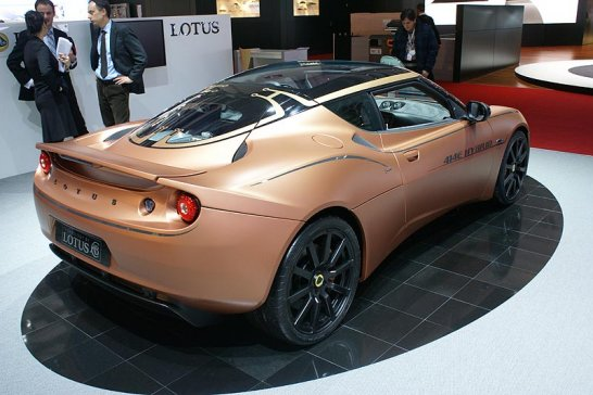 Geneva 2010: Hybrids