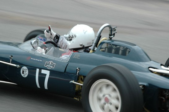Monaco Magic: 2010 Historics