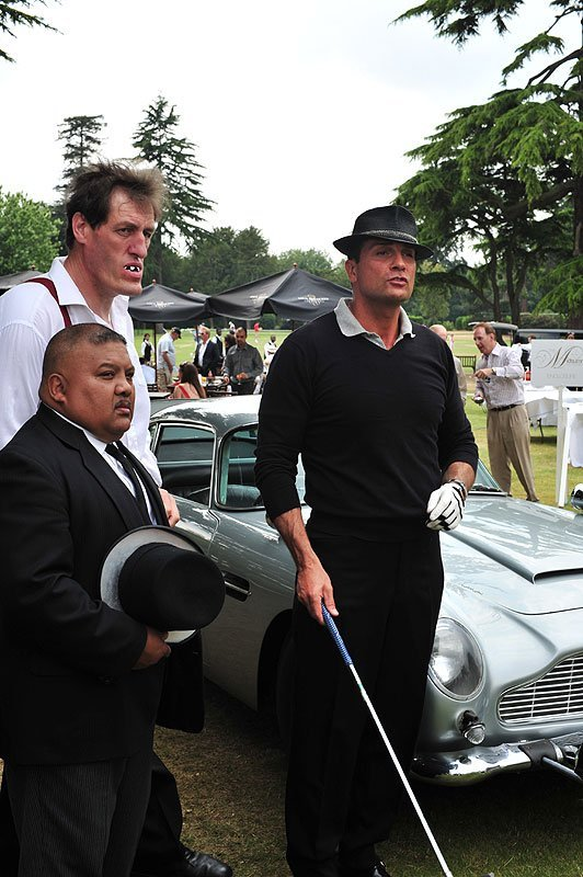 The 2010 Midsummer Classic: Blue Skies, Bond and 'Bassey'