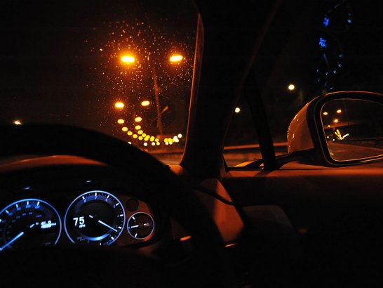 Night and Day: 24 Hours in a V12 Vantage from London to Le Mans