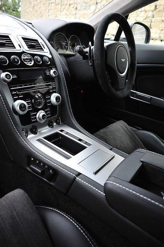First Drive: Aston Martin V8 Vantage N420