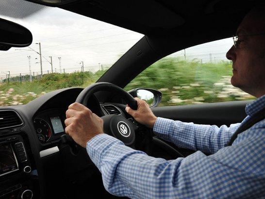 Driven: Volkswagen Scirocco R