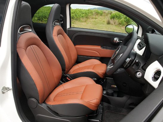 First Drive: Abarth 500C