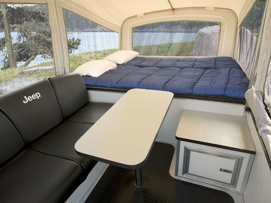 Jeep's New 'Camper Trailers'