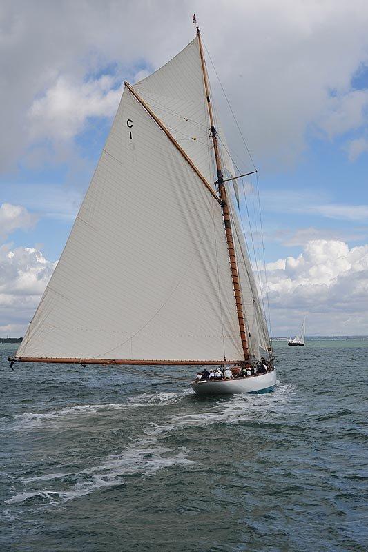 2010 British Classic Yacht Club Panerai Cowes Regatta