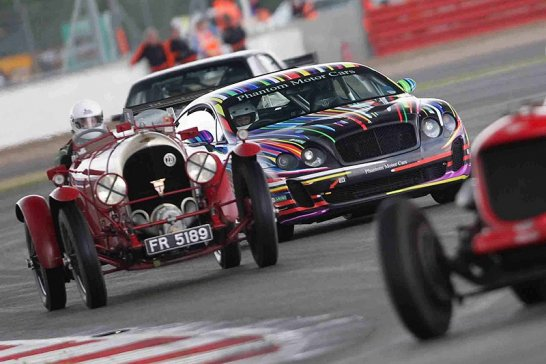 Bentley Drivers Club, Silverstone, 7 August 2010 – Review