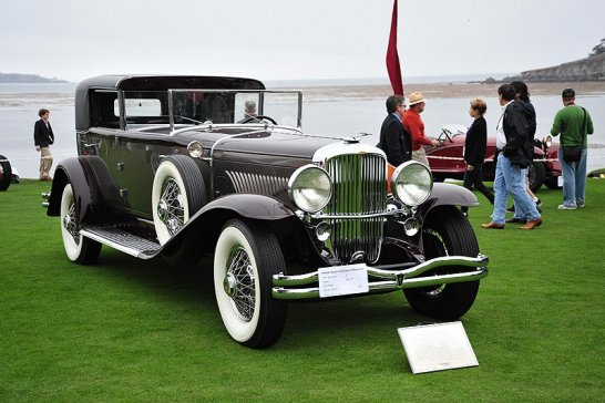 The 2010 Pebble Beach Concours d'Elegance - 60 Years and Counting