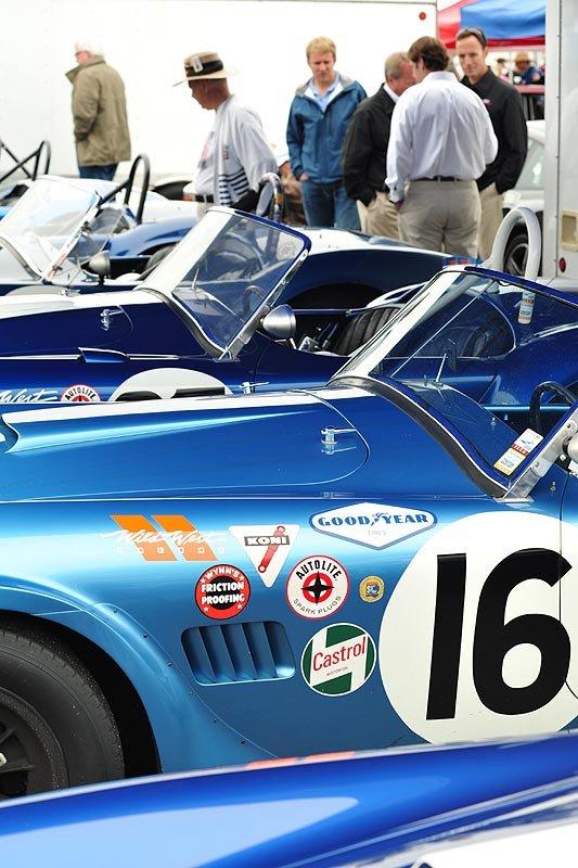 The Rolex Monterey Motorsports Reunion 2010