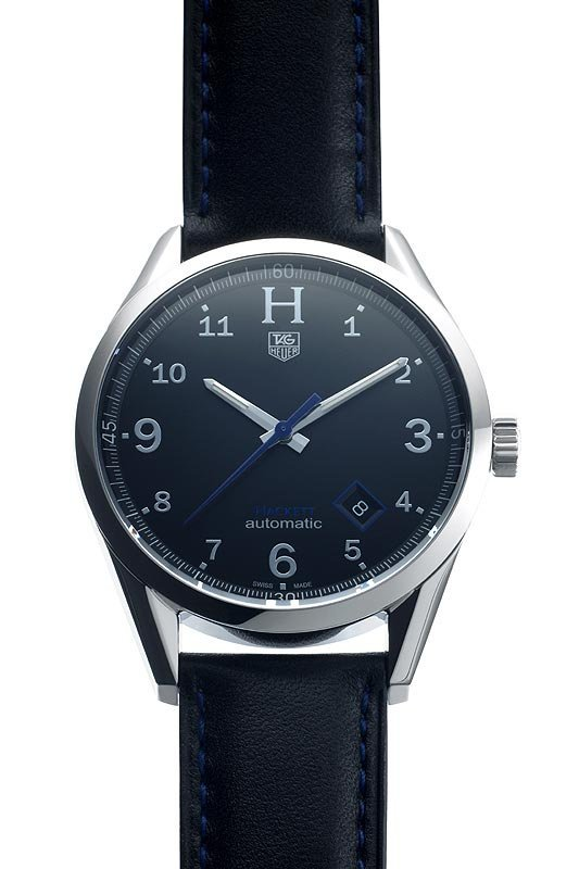 Limited-Edition Watches from Hackett and TAG Heuer