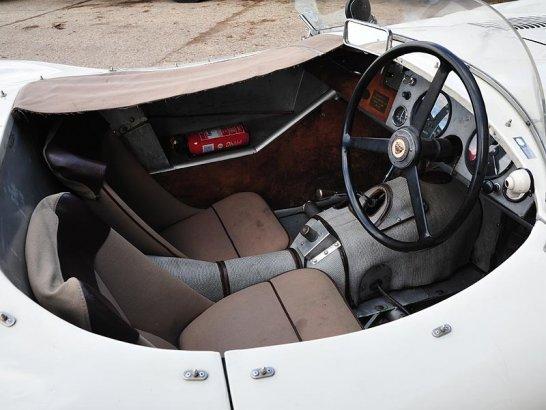 Driven: Jaguar C-type 'XKC 015'