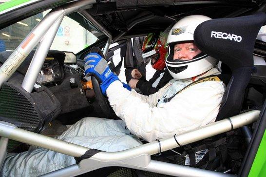 Aston's Nürburgring Racers – Track Test by John Simister