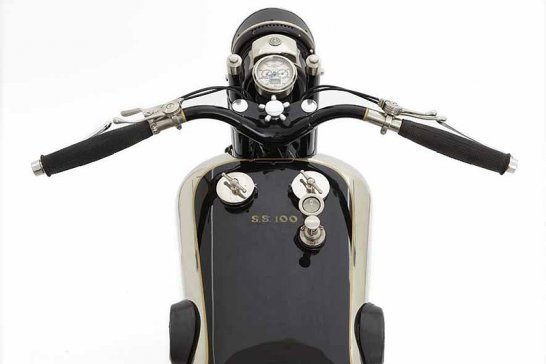 Brough Superior: The 'Rolls-Royce of Motorcycles'