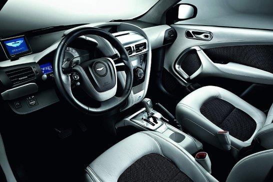 Aston Martin Cygnet – Tony Dron at the London Launch