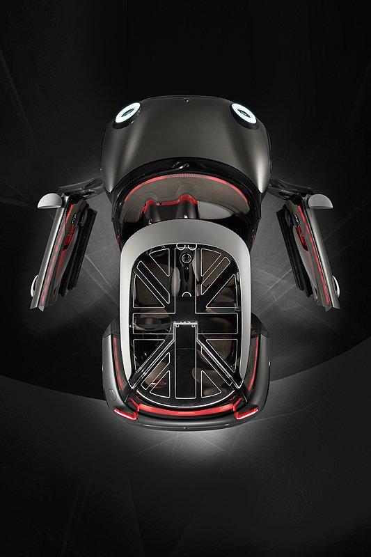 Geneva 2011: The MINI Rocketman Concept