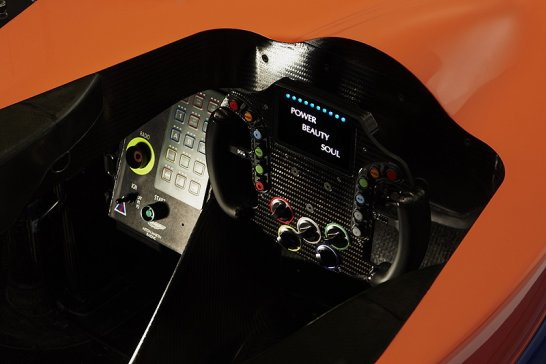 The Aston Martin AMR-One: 2011 Le Mans Challenger