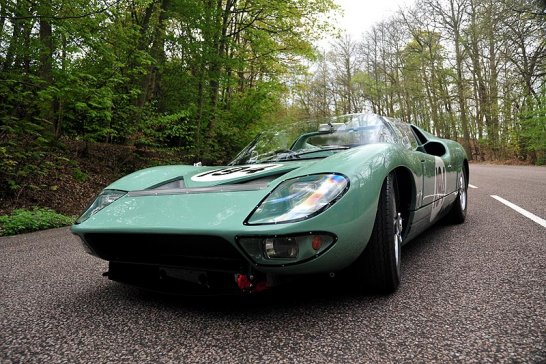 Driven: 1965 Ford GT40 Roadster
