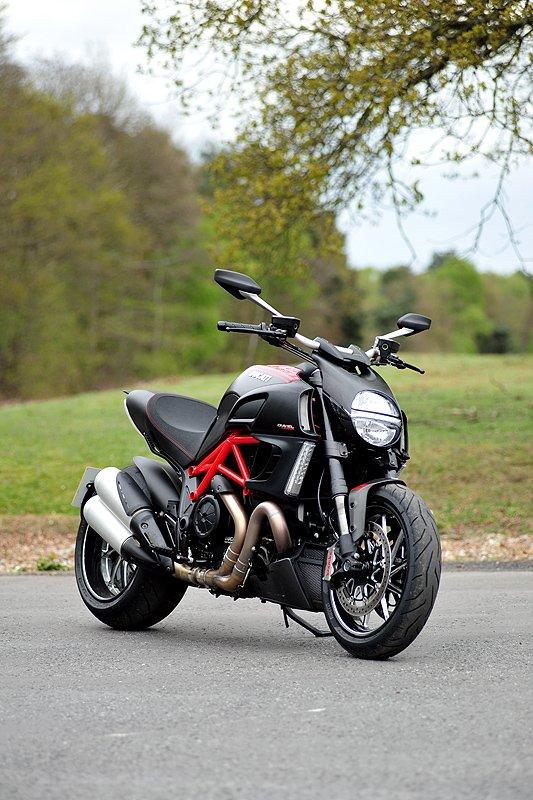 Ridden: Ducati Diavel