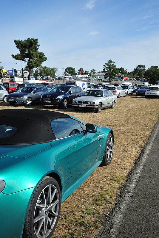 Driven to Le Mans: Aston Martin V8 Vantage S Roadster