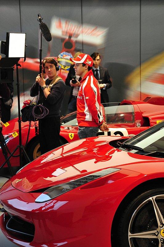 Ferrari's London Atelier opens at The Berkeley Hotel, Knightsbridge
