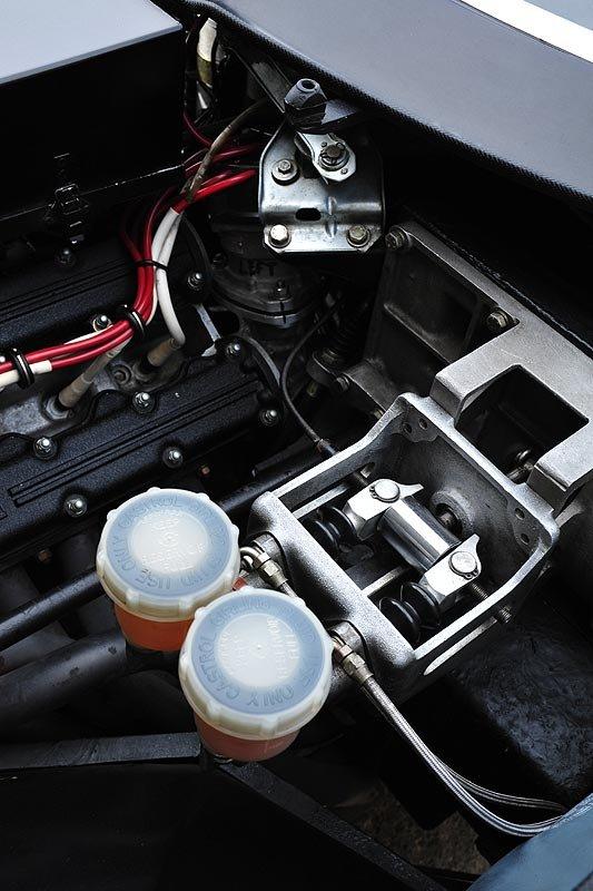 Driven: Ferrari 365 GTB/4 Gp. IV Competition 'Daytona'
