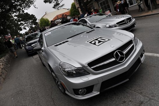 Credit Suisse 'by Invitation Only' at the 2011 Pebble Beach weekend