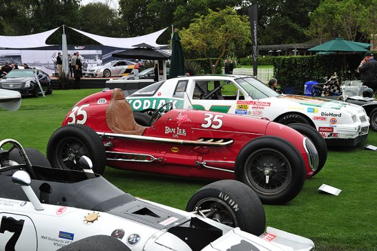 The Quail:  'A Motorsports Gathering' 2011
