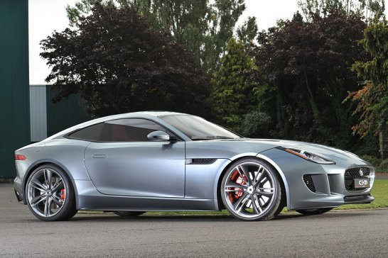 Jaguar C-X16 concept: Pictures and full details