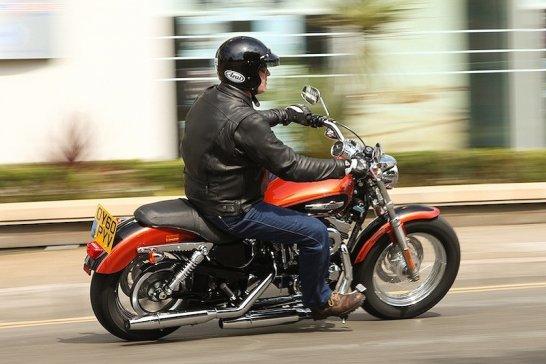 Ridden: Harley-Davidson XL1200 Sportster Custom