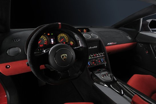 Lamborghini Gallardo LP 570-4 Super Trofeo Stradale: Unveiled at Frankfurt