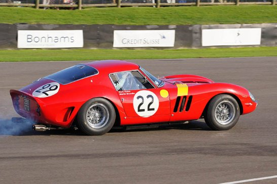 A Meeting of Minds: Expert panel at Goodwood Revival