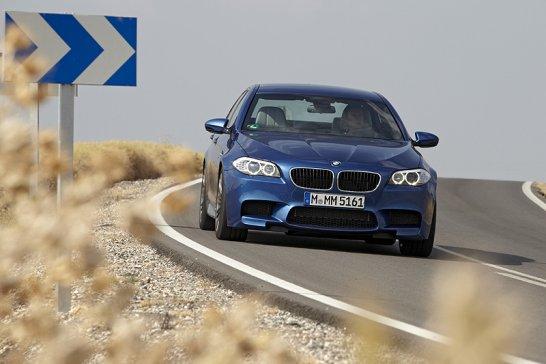 Driven: BMW M5