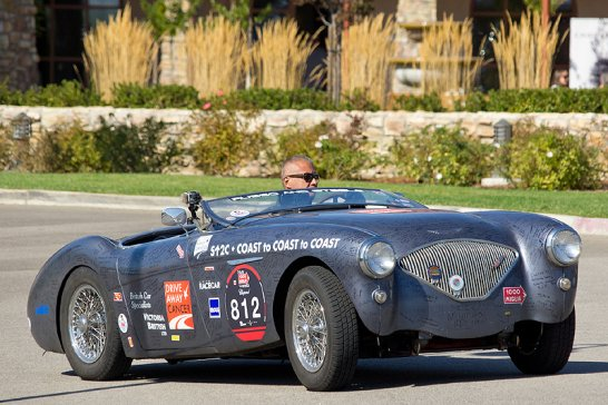 2011 Mille Miglia North America Tribute