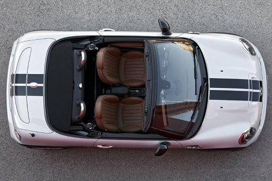 MINI Roadster: On sale Spring 2012