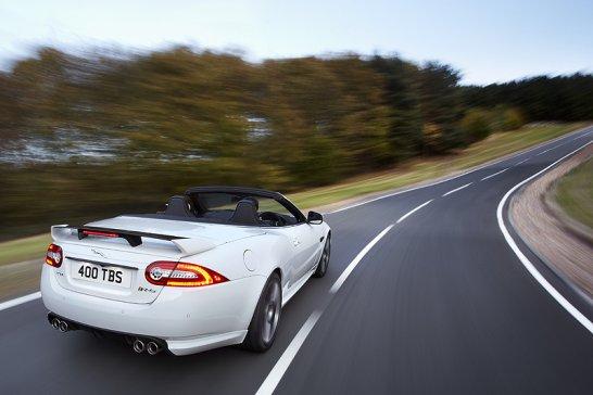 Driven: Jaguar XKR-S Convertible