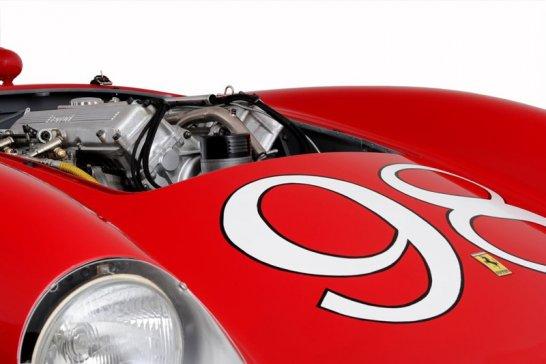 Video: DK Engineering's Ferrari 857S restoration project
