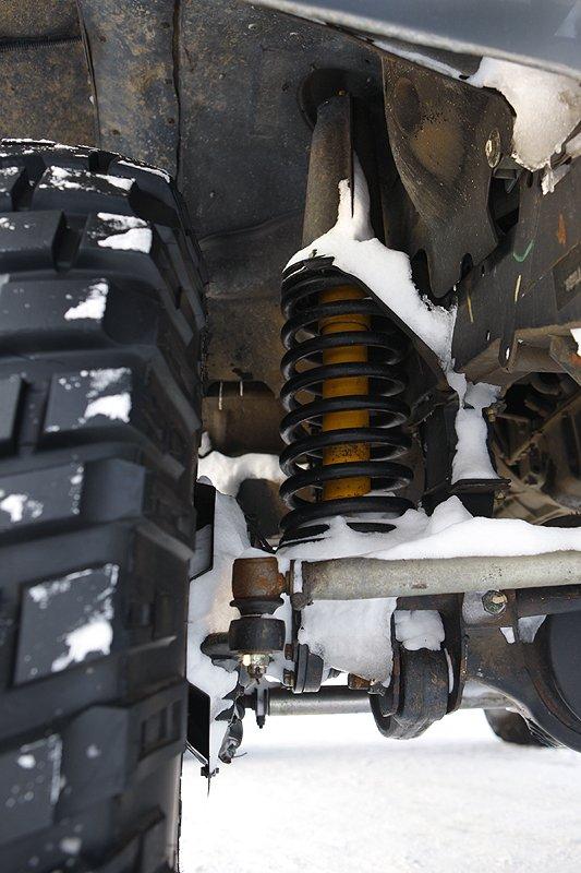 Land Rover Defender Big Foot: Auf großem Fuß