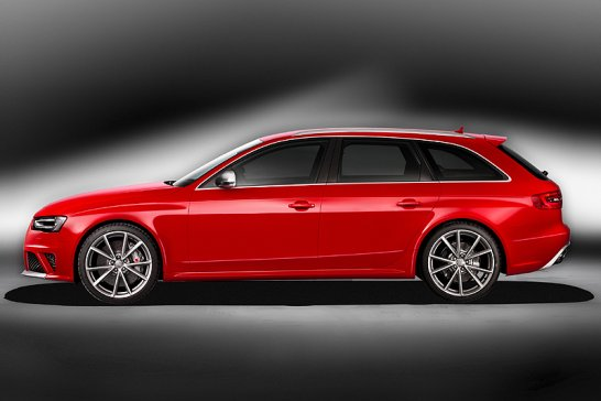 Audi RS4 Avant for 2012 Geneva Debut