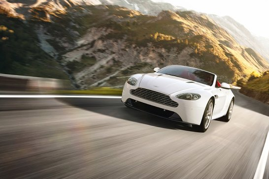 Aston Martin Vantage Range: 2012 revisions
