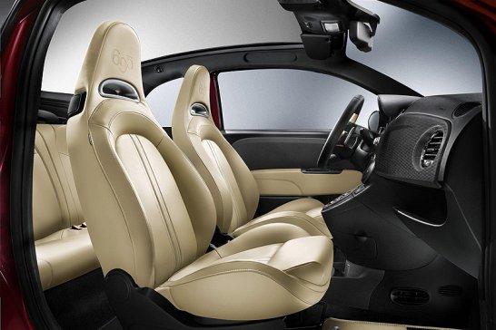 Abarth 695 'Tributo Maserati'