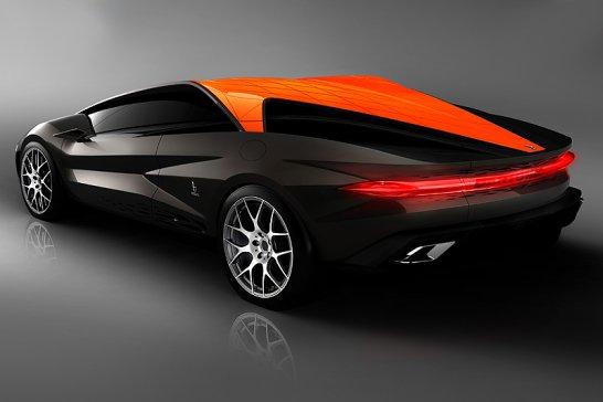 Bertone Nuccio concept shown ahead of Geneva debut