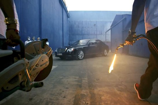 Rappers' 'Mad Max' Maybach to be Auctioned for Charity