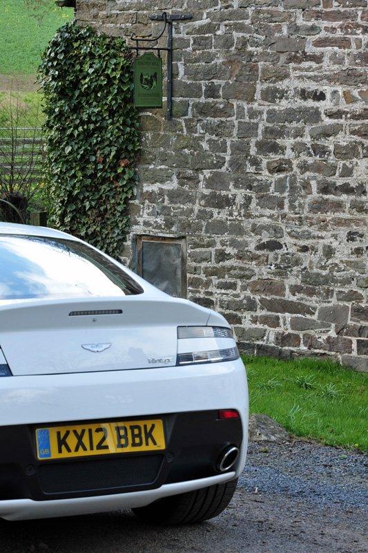 Driven: 2012 Aston Martin V8 Vantage