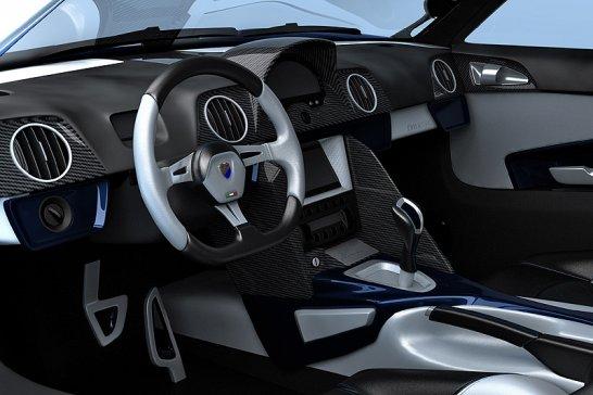 F&M by Mazzanti Automobili: The Evantra supercar