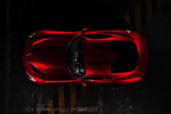 SRT Viper slithers into view in New York