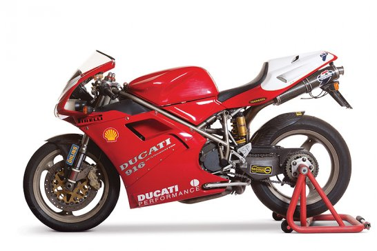 Die Saltarelli Ducati Collection: Underdogs for Sale