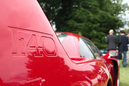 Salon Privé 2012 to Honour F40 and Gullwing Anniversaries