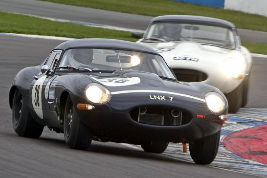 Donington Historic Festival, 5-6 May 2012