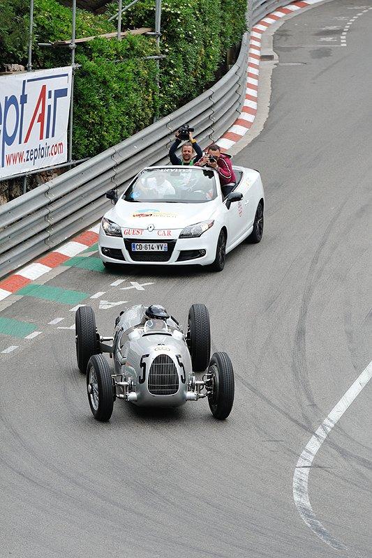 The 2012 Monaco Grand Prix Historique