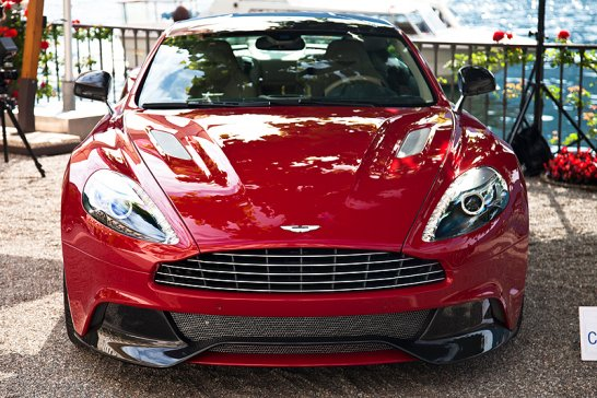 Villa d'Este 2012: Aston Martin Project AM310